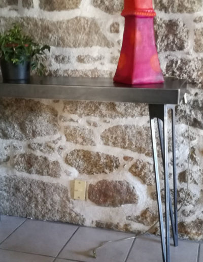 Mobilier en métal à Mauléon, Cholet, Bressuire, Les Herbiers - SG Métal